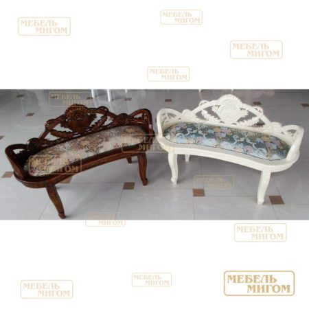 Кушетка 2489-IV Rose Bench